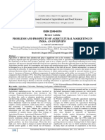PROBLEMS AND PROSPECTS OF AGRICULTURAL MARKETING IN INDIA- AN OVERVIEW.pdf