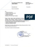 Surat Edaran Pemberitahuan Revisi Panduan Remunerasi Edisi 2