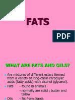 8. Fats