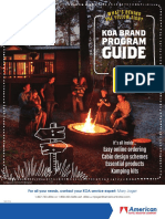 2018 KOA Brand Program Guide