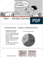 NON – VERBAL Communication