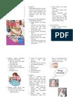 Leaflet Demam Anak