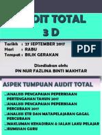 Audit Pusingan 3 v2 3d 2017