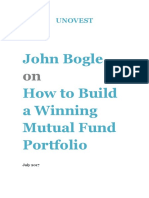 John Bogle How to Build a Winning MF Portfolio Unovest eBook