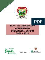 PDC Satipo