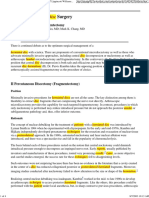 Nucleotomy vs Fragmentectomy