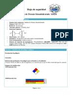 Oxalato de Potasio Monohidratado