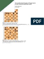 Sergei Azarov's Winning Moves