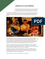 Fujimori y La Justicia en El Caso Pativilca