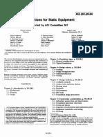 4 Foundation for Static Equipment