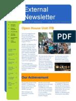 External Newsletter #2