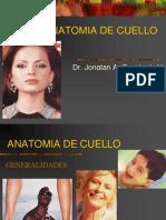 10 Cuello Musculos y Aponeurosis