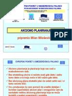 """Trening """"PLANIRANJE (STRATEŠKO I AKCIONO) I POSLOVNA KOMUNIKACIJA"""" - Prezentacija akcionog planiranja"""