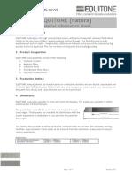 EG-45-102 Material Information Sheet [Natura] V2