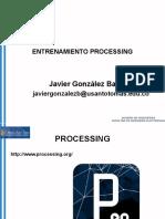 Entren Amien to Processing