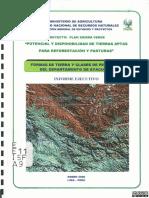 Formas de Tierra y Clases de Pendiente Ayacucho