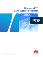 Huawei ELTE Broadband Access Products