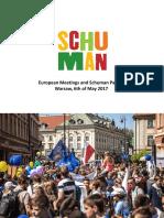 Schuman Parade - Warsaw