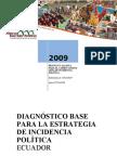 DIAGNOSTICO ECUADOR
