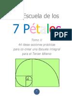 Libro La Escuela 7 Petalos Tomo II