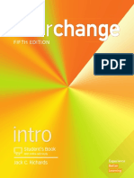Interchange 5e Intro Level Students Book Unit 10