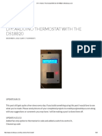 DIY_ Arduino Thermostat With the DS18B20 _ Modsbyus