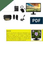 Elementos Externos de La Compu