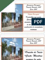 Consejo Pastoral 04-11-17