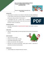 Apresentação Oral Natal
