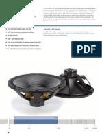 LF21N451 Spec Sheet
