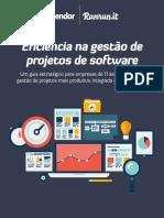 eBook Eficiencia Gestao Projetos Software