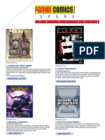 Catálogo Panini y Manga de Febrero de 2018