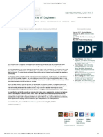 New Haven Harbor Navigation Project