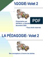 Pédagogies-Volet 2