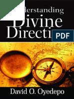 Understanding Divine Direction - David Oyedepo