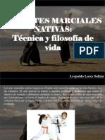 Leopoldo Lares Sultán - Las Artes Marciales Nativas, Técnica y Filosofía de Vida