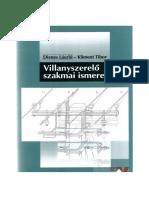 Dienes László, Kliment Tibor - Villanyszerelő Szakmai Ismeretek I