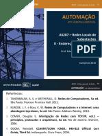 Fatec\5Semestre\Redes Industriais\AS207 - 02 - Endereçamento de Redes