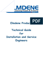 Elmdene Product Technical Guide