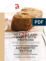 Authentic Seitan_healthy and Happy With Proteins