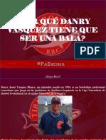 Diego Ricol - ¿Por Qué Danry Vásquez Tiene Que Ser Una Bala?