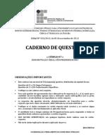 C007 - Administracao Geral e Empreendedorismo - Caderno Completo