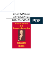 Blake, William - Cantares de Experiencia