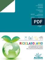 Riciclabolario - Alisea - Jesolo Eraclea
