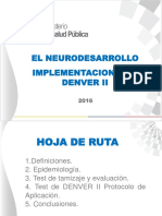 Taller Denver II Cuenca 01-07-2016 Primera Parte