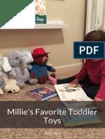Millie's Favorite Toddler Toys