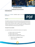 Desarrollo+ActividadCentralU4