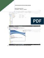 Guía de Instalación de SPSS en Forma Manual