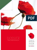 Dossier Productos Amapola Bio Ok