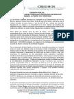 DENUNCIA PÚBLICA-ASESINATO DE LIDERES Y DEFENSORES